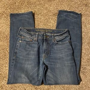 American Eagle jeans 30x30 original Straight